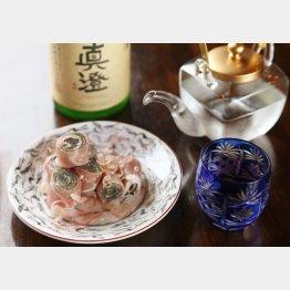 合う酒=ビール、冷酒(C)日刊ゲンダイ