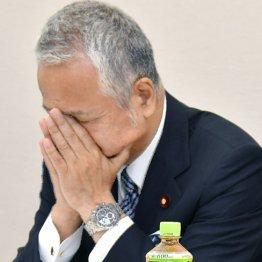 """甘利明選対委員長は""""疫病神""""か…安倍自民が地方選で連敗中"""