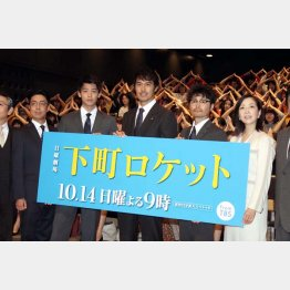TBS 日曜劇場「下町ロケット」