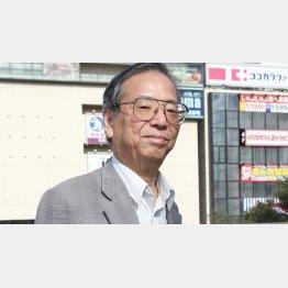 千葉大学客員教授の松野弘さん(C)日刊ゲンダイ