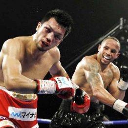 ボクシング村田が王座陥落 あのジイサマのクダまきを想像