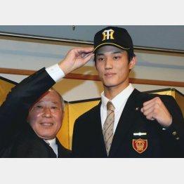 過去10年で阪神が高校生をドラ1で獲得したのは藤浪だけ(C)日刊ゲンダイ