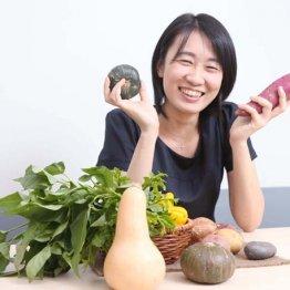 「365マーケット」藤田久美子さんは野菜ソムリエ日本一に