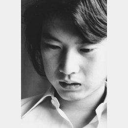 真部一男九段(撮影:田丸昇)