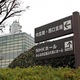 NHKと密接