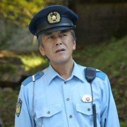 寺島進「駐在刑事」が好発進 悪役から連ドラの看板俳優へ