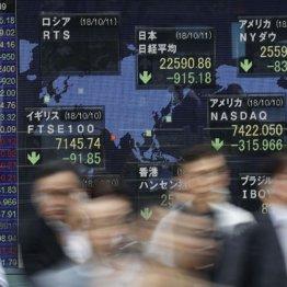 アベノミクス無惨な幕切れ 全てが暗転で東証株価は奈落へ