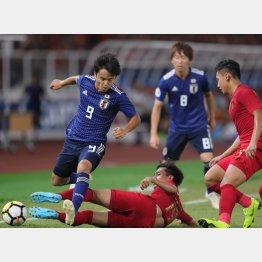 試合後にFW久保(左)は「今日は結果がすべて」とコメントした(C)Norio ROKUKAWA/office La Strada