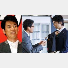 ハラスメントゲーム第3話「イクメンパパの裏の顔」から/(C)テレビ東京