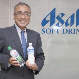 アサヒ飲料の岸上克彦社長