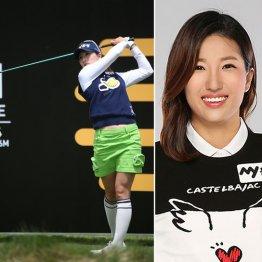キム・ダナはへそ出しでファン悩殺する韓国一の脚線美プロ
