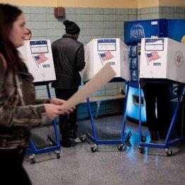 投票率も上昇へ 反トランプ派が民主党候補に多額の献金