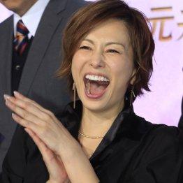 「リーガルV」絶好調 米倉涼子が狙う視聴率ドクターX超え