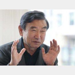 川又幸彦さん(C)日刊ゲンダイ