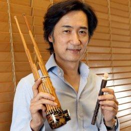 雅楽師・東儀秀樹さん 宮内庁職員を辞めて後悔していない
