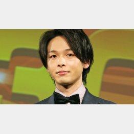 """""""変キャラ""""俳優でブレーク(C)日刊ゲンダイ"""