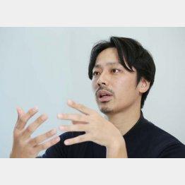 池田信太郎さん(C)日刊ゲンダイ