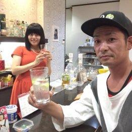 宅飲み酒場「アヤノヤ」 あやのママのパワフルな関西ノリ