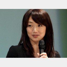 スポーツコメンテーターの岩崎恭子さん(C)日刊ゲンダイ