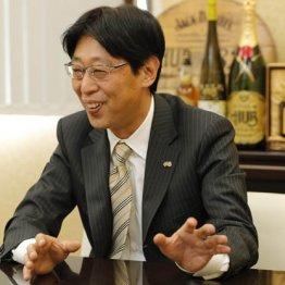 ハブ 太田剛社長<1>名門「報徳学園」へ駅伝選手として進学