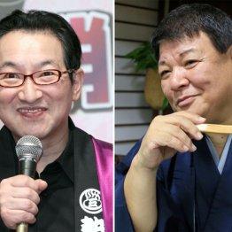 優勝したのは東海大2年の田ノ下雄二。今の春風亭昇太です
