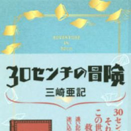 「30センチの冒険」三崎亜記著
