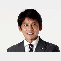 織田裕二(C)日刊ゲンダイ
