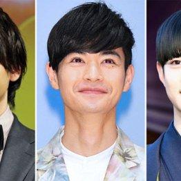 中村倫也はCMに登場 「女装」する男優が急増しているワケ
