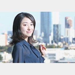 江辺香織さん(C)日刊ゲンダイ