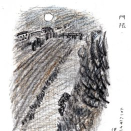 京都らしい和風旅館の「門限」を守れず友人の寺へ