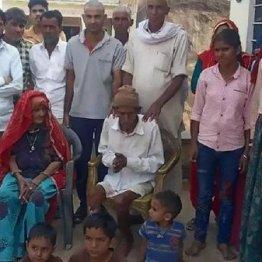 火葬直前に息を…死亡確認のインド95歳男性が蘇生するまで
