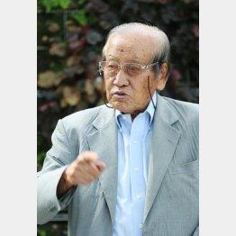 日本陸上競技連盟顧問の帖佐寛章氏(C)日刊ゲンダイ
