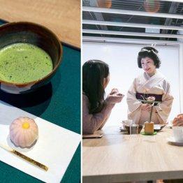 芸妓カフェ「一糸」(有馬温泉)お座敷気分に浸れることも