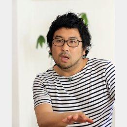 クリーマの丸林耕太郎社長(C)日刊ゲンダイ