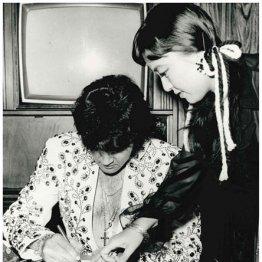 湯川れい子さん語る エルビスとのキスと結婚証明書サイン