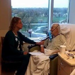 看護師の歌声で「人生を明るく」…心臓病患者が奇跡の回復