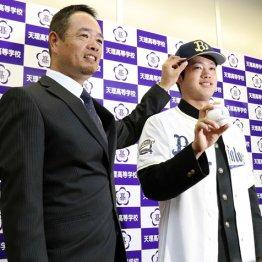 オリ1位・太田椋 父から受け継いだ選球眼と一流選手の長所