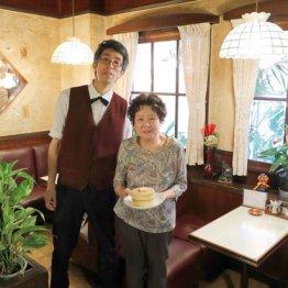 民枝さんと孫の雅昭さん