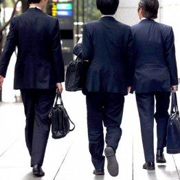 コーディネートの範囲が狭い…ねずみ色のスーツから脱却を