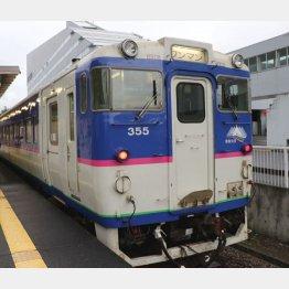 廃線が決まっているJR北海道石勝線夕張支線(C)日刊ゲンダイ