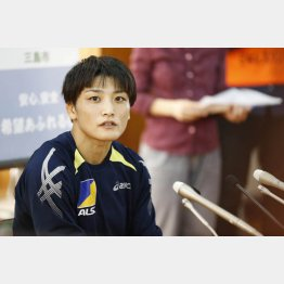 伊調馨も2年ぶりに代表合宿に参加(C)日刊ゲンダイ