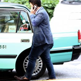 タクシー会社とも連携