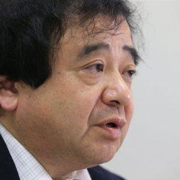 外国人労働者弁護団代表の指宿昭一弁護士