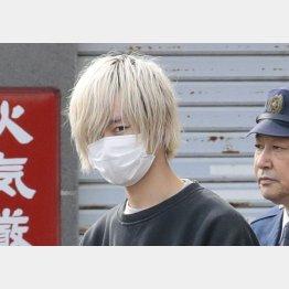 再逮捕された「ミスター慶応」(C)日刊ゲンダイ