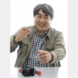 小原玲氏(C)日刊ゲンダイ