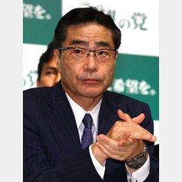 若狭勝氏(C)日刊ゲンダイ