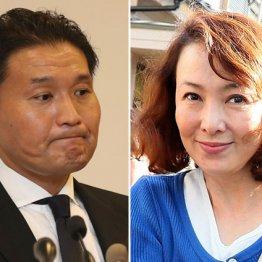 """仮面夫婦ついに…元貴乃花親方・景子夫人""""離婚の引き金"""""""