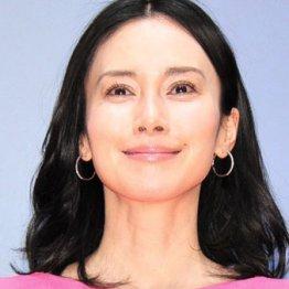 女優・中谷美紀が結婚 お相手は50歳イケメン独ビオラ奏者