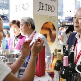 酒類見本市「インバイブ・ライブ」で日本産ワインを紹介