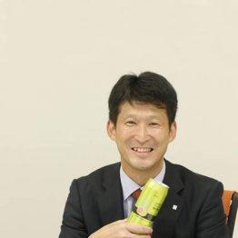 サッポロビール臼井勝彦さん「メーカー勤務の喜びを凄く感じています」
